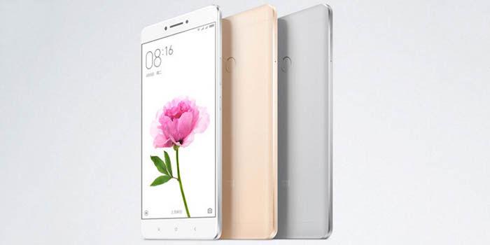 Ventas Xiaomi Max
