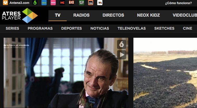 Ver Antena 3 en Android