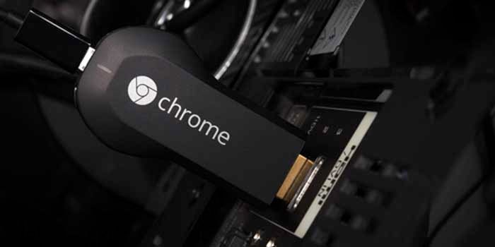 Ver Kodi a traves de Chromecast
