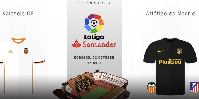 Ver Valencia vs Atlético online y en Android