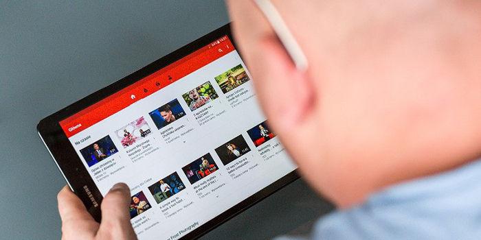 Ver cuanto tiempo pasas en YouTube