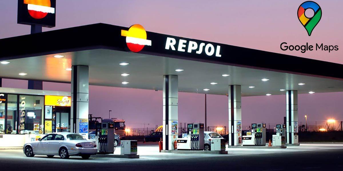 Ver el precio de la gasolina en Google Maps