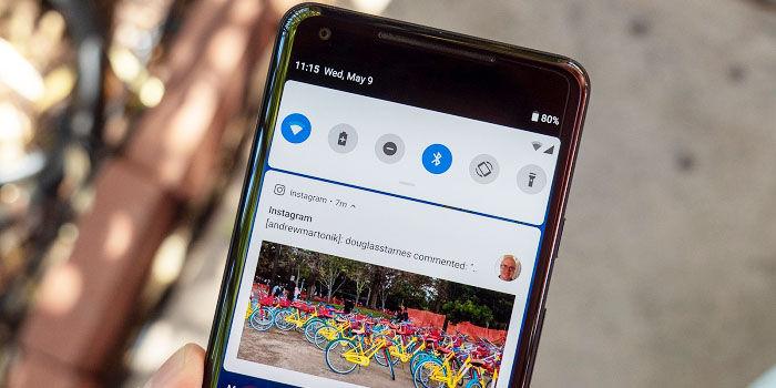 Ver historial de notificaciones en Android