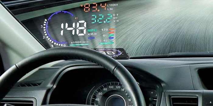 Ver información coche ODB2 en cristal
