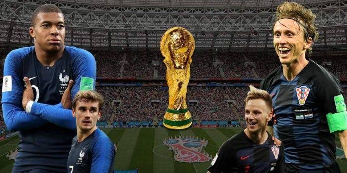 Ver la final del Mundial Rusia 2018 desde Android y TV