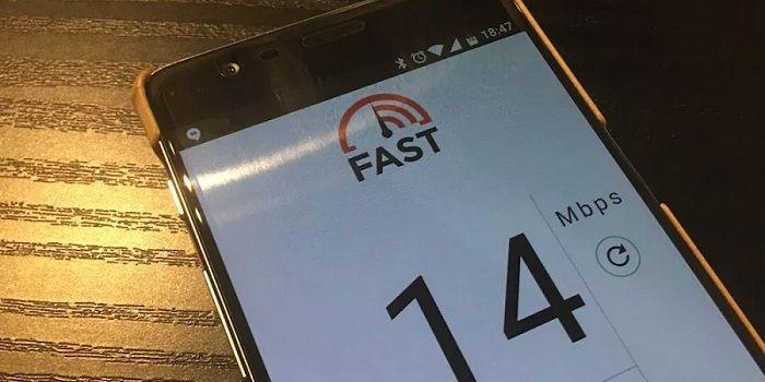 Ver velocidad de internet en Android