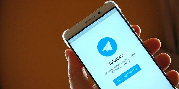 Ver videos pantalla completa Telegram