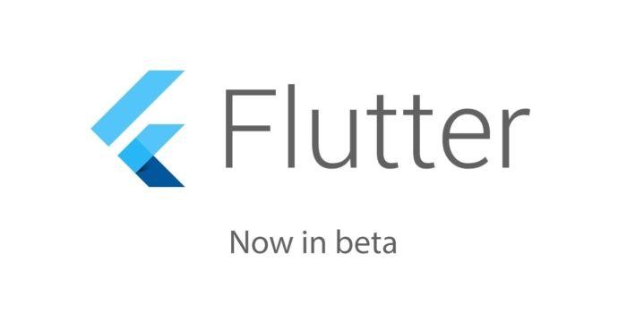 Versión beta de Flutter