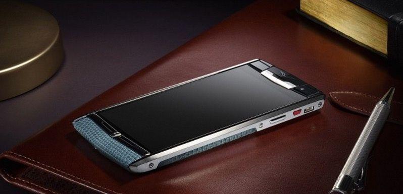 Vertu V06 smartphone de lujo