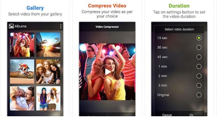 Video compressor para Android