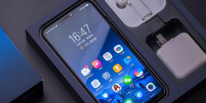 Vídeo filtrado del lector de huellas del Xiaomi Mi 8