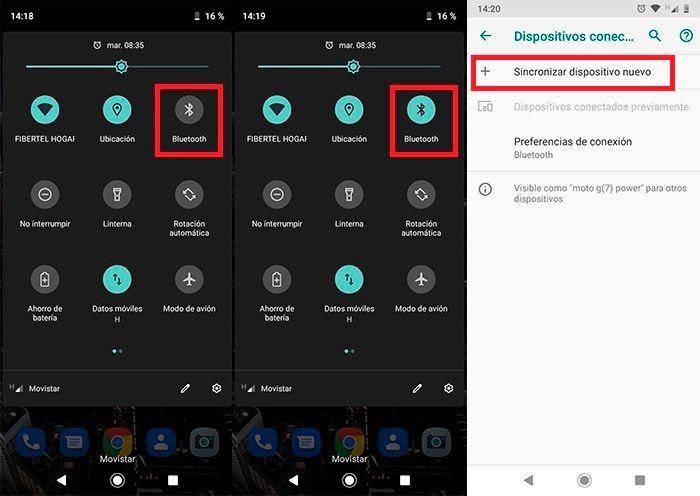 Vincular mando PS4 con smartphone Android