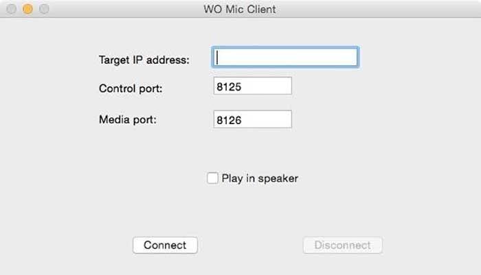 Vincular microfono del telefono con el PC