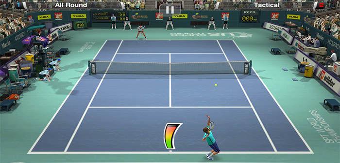 Virtua tenis challenge
