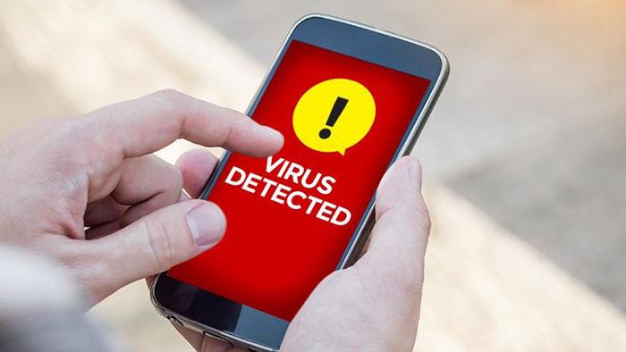 Virus en un telefono Android