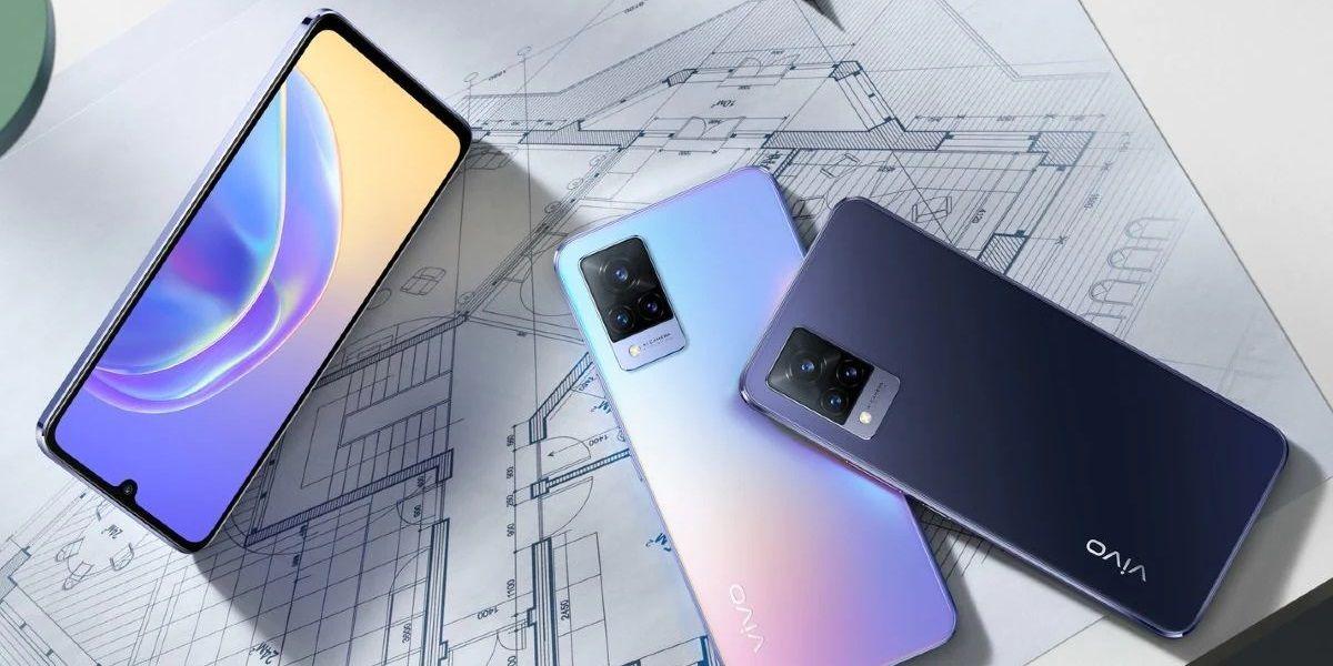 Vivo V21 5G colores