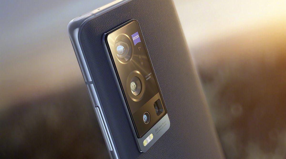 Vivo X60 Pro+ camara