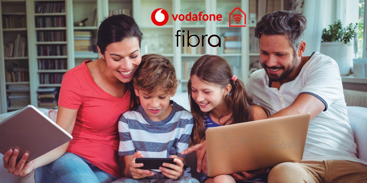 Vodafone One Conecta planes y tarifas