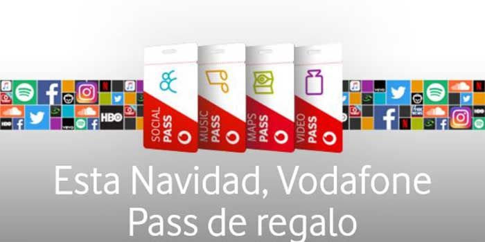 Vodafone Pass regalo
