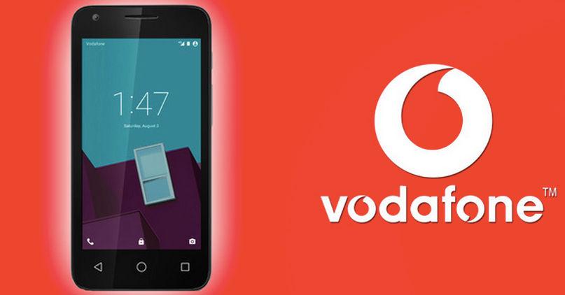 Vodafone Smart Speed 6, 4G y Android 5.1 por 99 euros