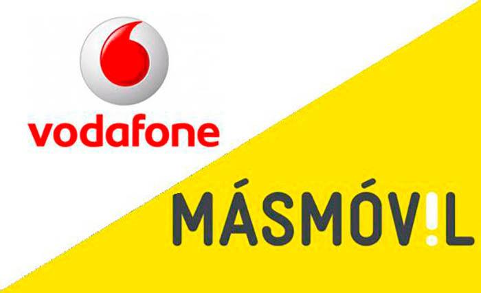 Vodafone podria comprar MasMovil