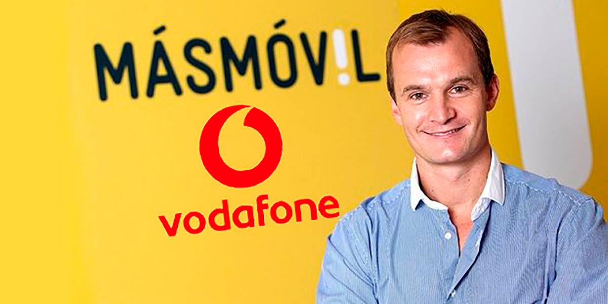 Vodafone quiere comprar MasMovil