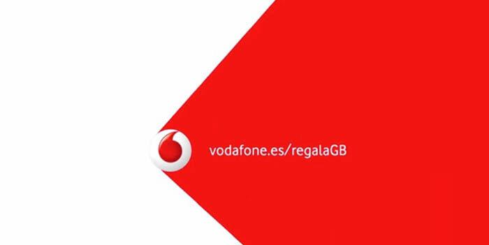 Vodafone regala GB