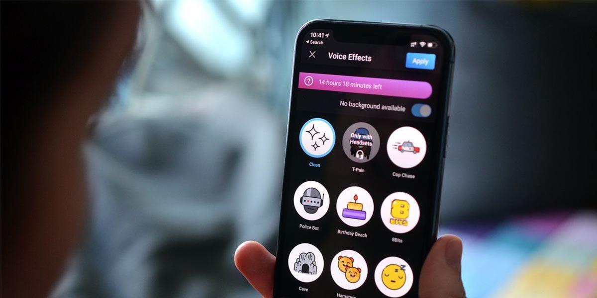 Voicemod Clips app para cambiar tu voz