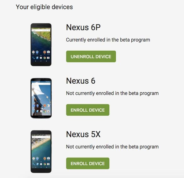 Volver a Marshmallow desde Android N