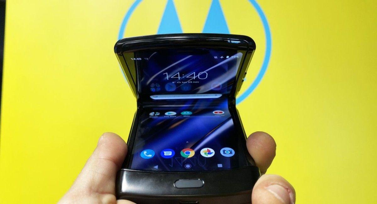 Vuelve Motorola gama alta