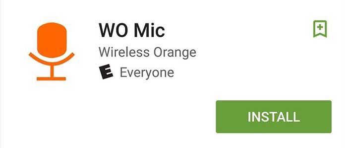 WO Mic para Android