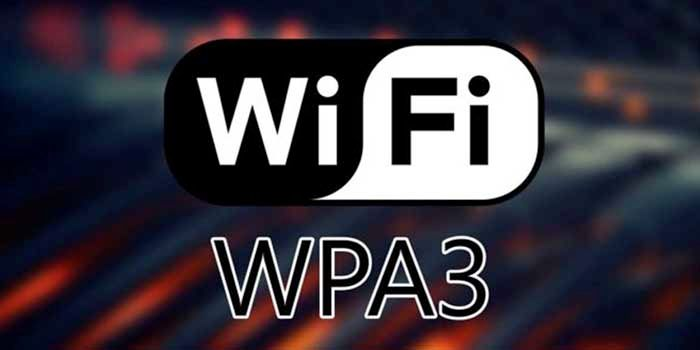 WPA3 clave WiFi