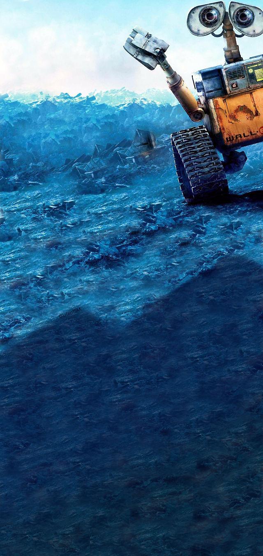 Wall-E fondo de pantalla Galaxy S10+
