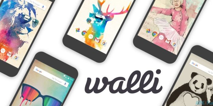 Walli app wallpapers para Android
