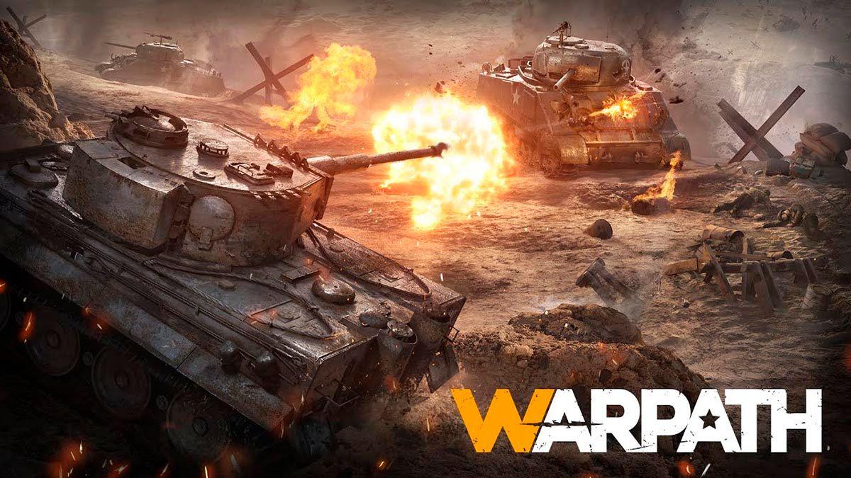 Warpath tier list tanques, infanteria y artilleria