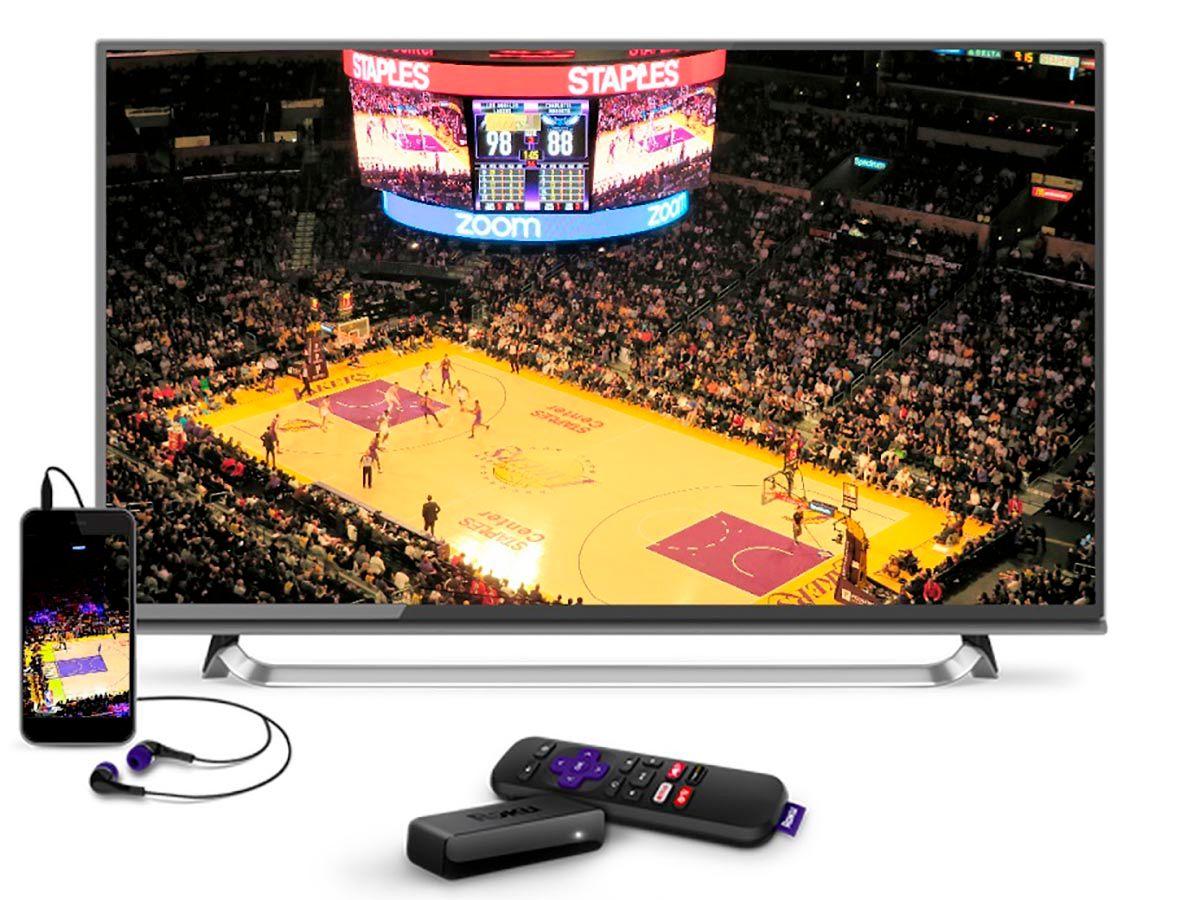 Watch NBA NCAA Basketball app