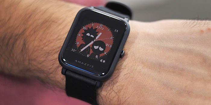 Watchfaces para Amazfit Bip
