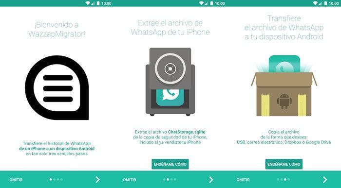 WazzapMigrator app