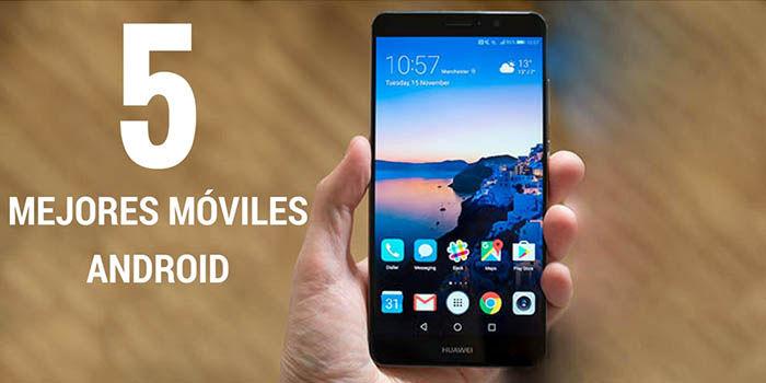 Los mejores móviles Android
