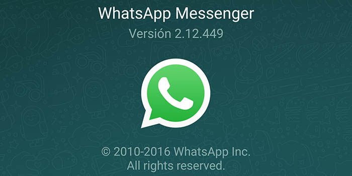 WhatsApp 2.12.449 APK