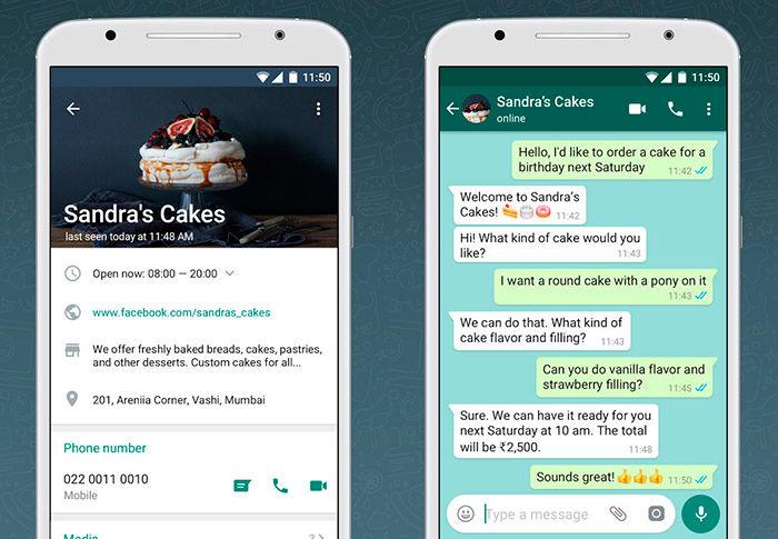 WhatsApp Business Google Play 1