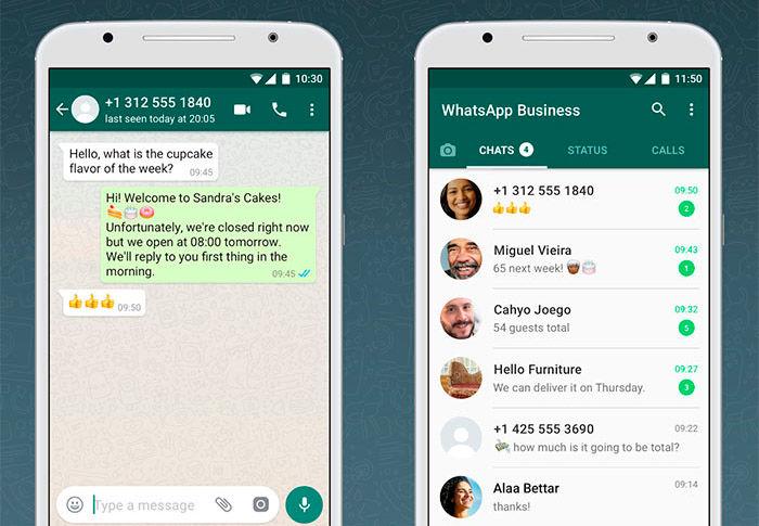 WhatsApp Business Google Play 2
