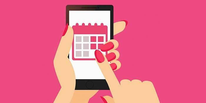 Calendario menstrual, la APP que toda mujer debe tener