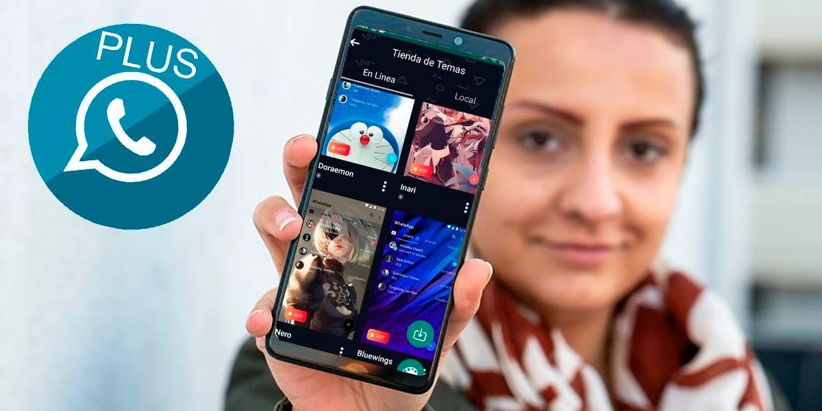 WhatsApp Plus 17 70 APK novedades