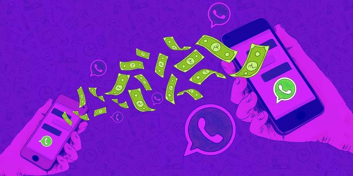 WhatsApp añadir devoluciones dinero
