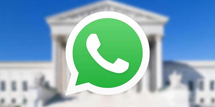 WhatsApp denuncia clientes terceros