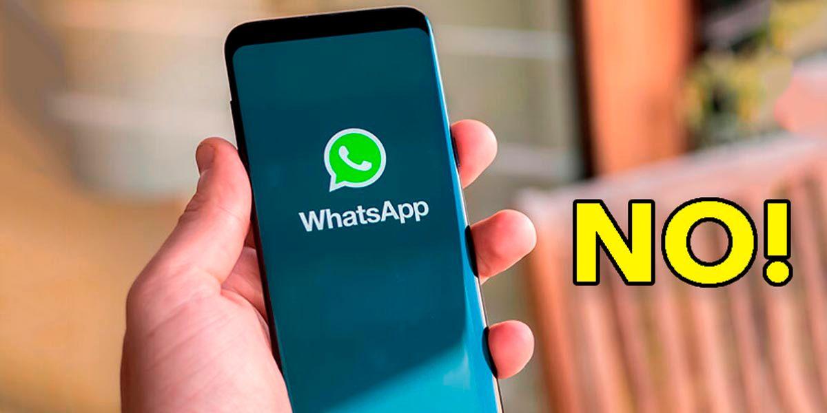 WhatsApp no dejara llamar ni ver contactos si no aceptas sus politicas