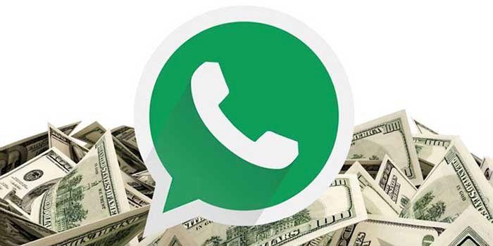 WhatsApp pagos móviles India