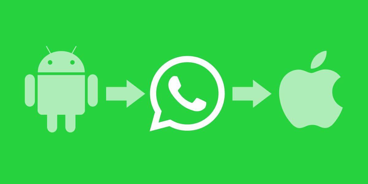 WhatsApp pronto permitirá mover chats de Android a iOS también