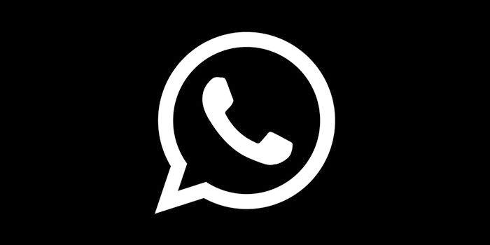 WhatsApp tendra tema oscuro